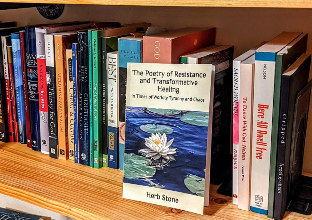 Herb Stone,  Poet and Author
